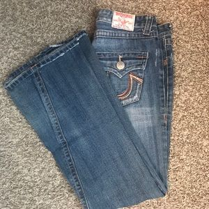 True Religion Jeans 👖 | super flare at the legs